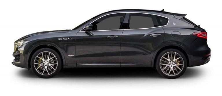 Maserati Levante, el primer todocamino del tridente italiano
