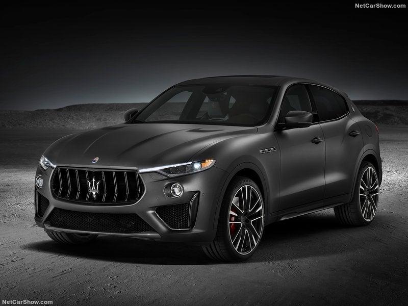 Maserati Levante Trofeo, más prestaciones para el SUV italiano