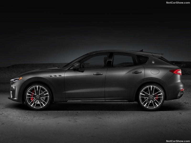 Maserati Levante Trofeo: lateral