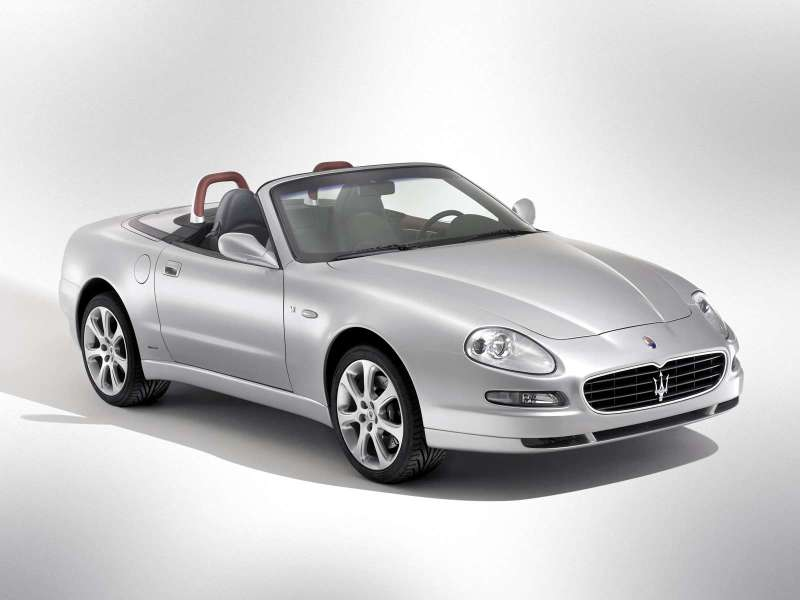 Maserati Spyder