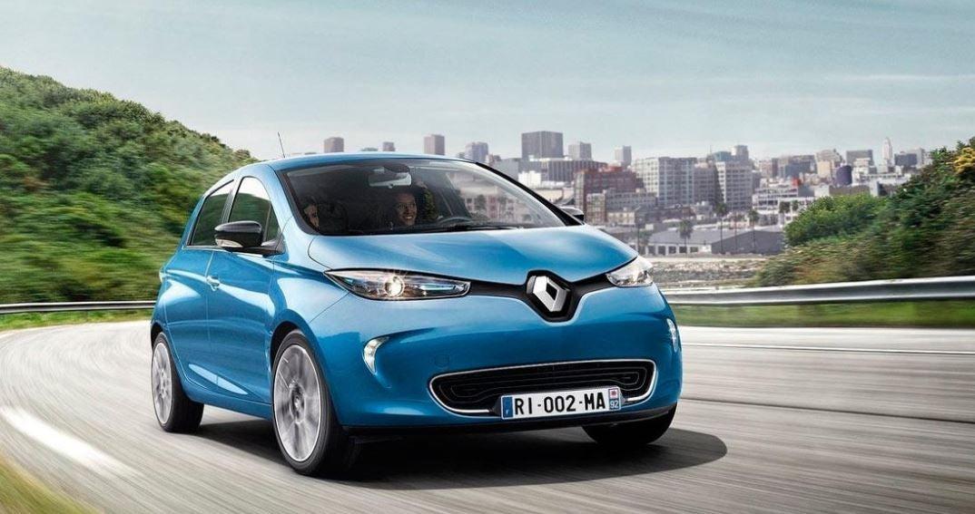 Renault Zoe es un coche eléctrico y ecológico.