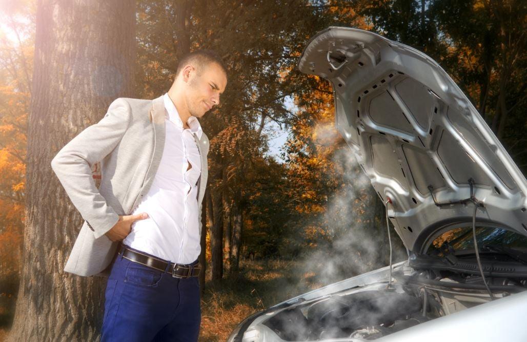 Las reparaciones más comunes en el coche