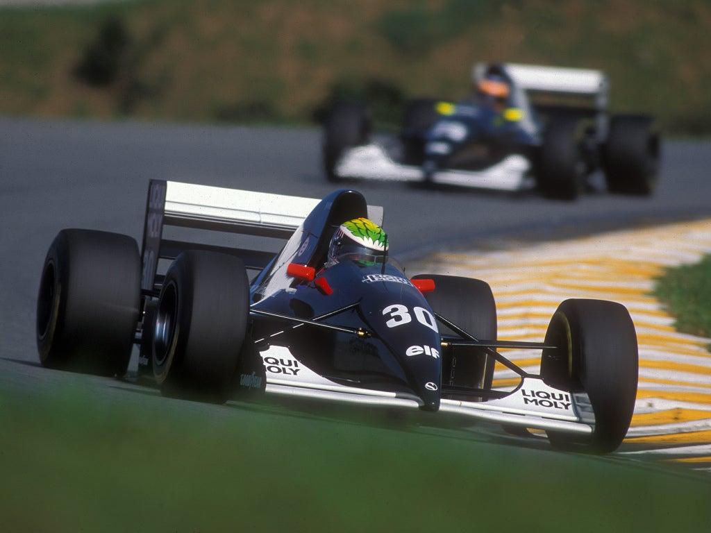 Sauber C12, el primer monoplaza del equipo suizo