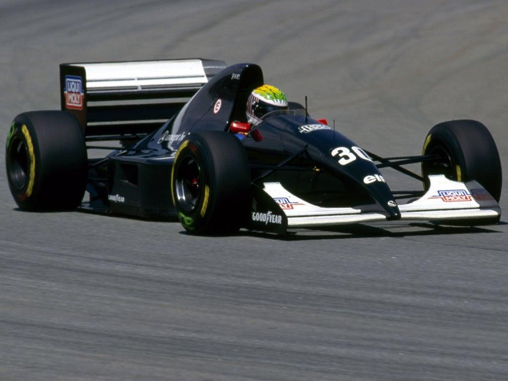 Sauber C12 F1