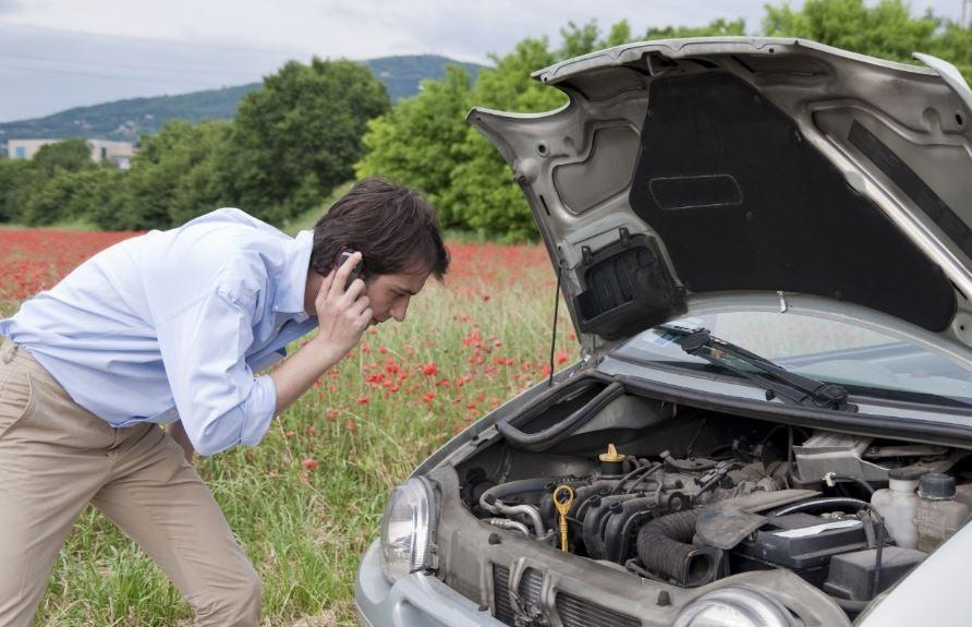 Cuatro señales de que nuestro coche va mal