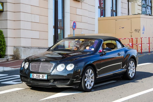 Bentley Continental GT Cabrio