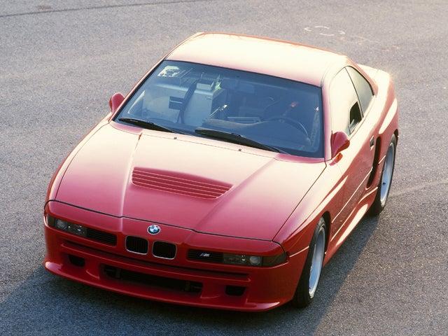 BMW M8 Prototype, lo que pudo ser y no fue
