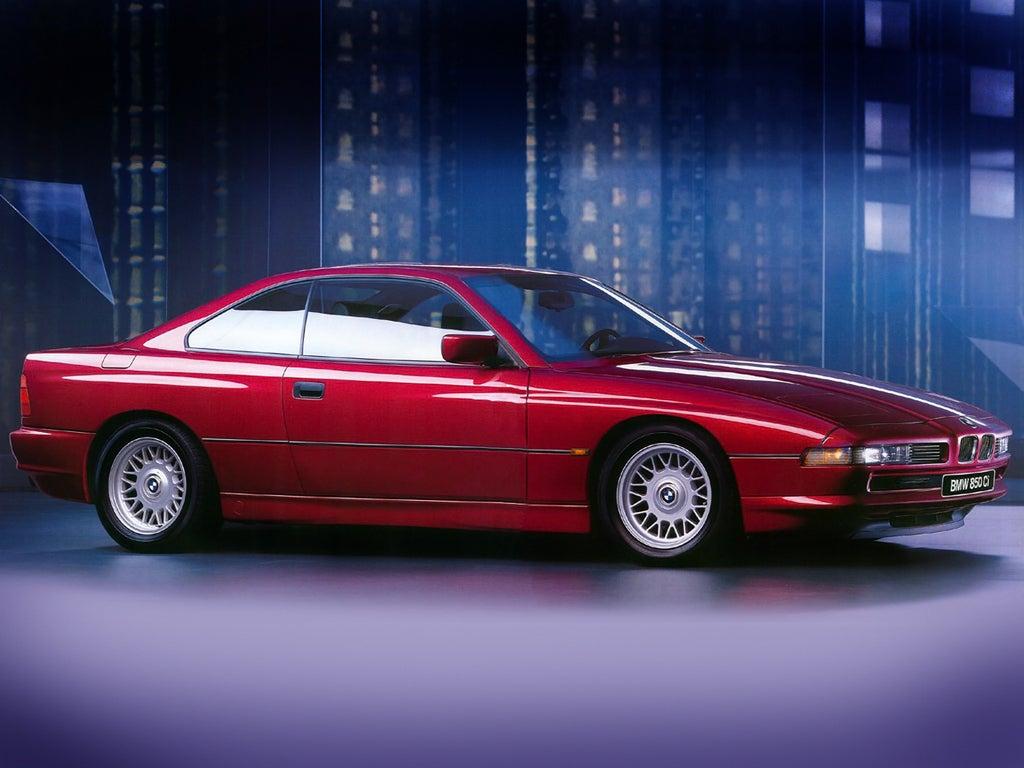 BMW Serie 8, el primer gran turismo de lujo de la firma bávara