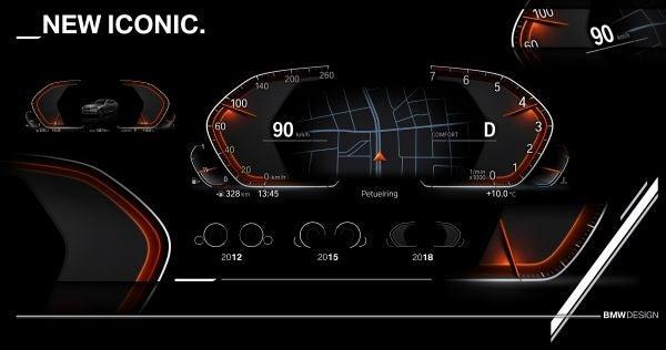 BMW SO 7.0, el nuevo Virtual Cockpit de la firma bávara