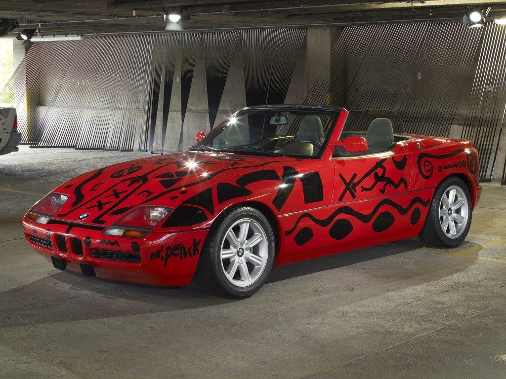 BMW Z1 Art Car