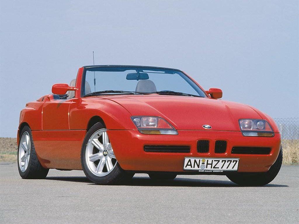 BMW Z1, el rodaster más singular de todos los tiempos