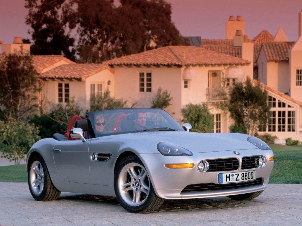 BMW Z8, un clásico moderno en plena revalorización