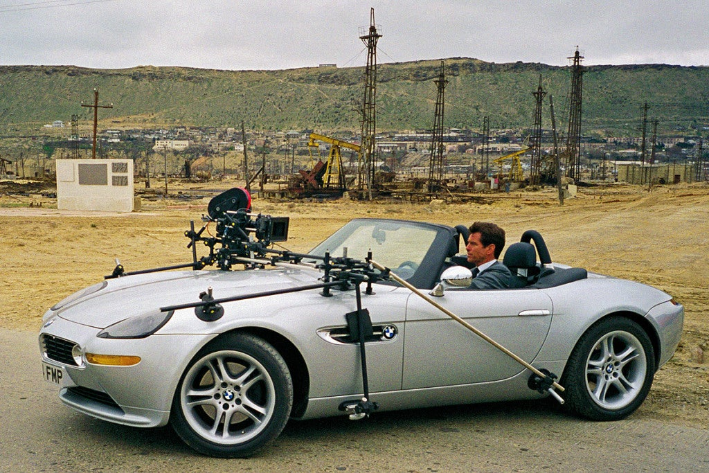 BMW Z8: James Bond