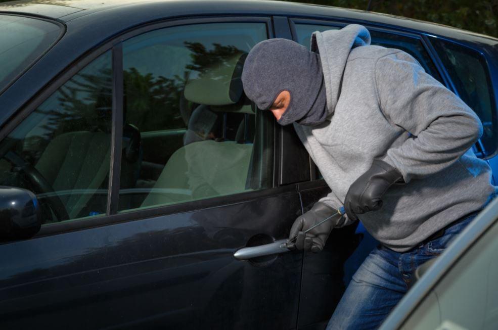 El mercado de compraventa de coches robados