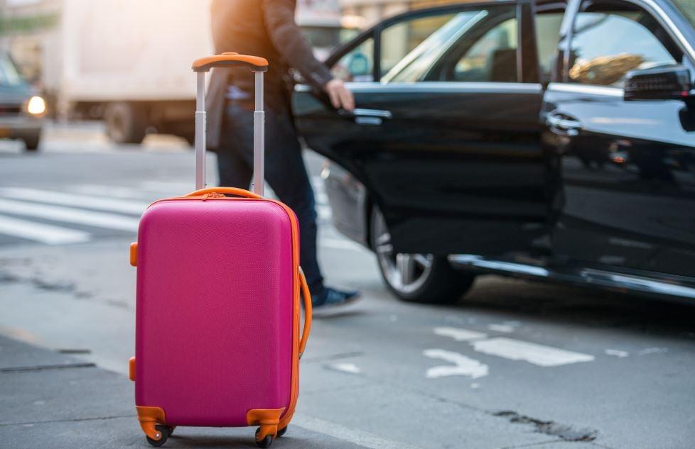 El equipaje y las apps para compartir coche.