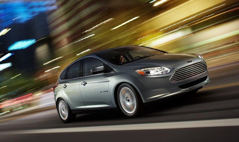 Ford Focus eléctricos.