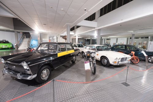 Mejores museos sobre la historia de la automoción