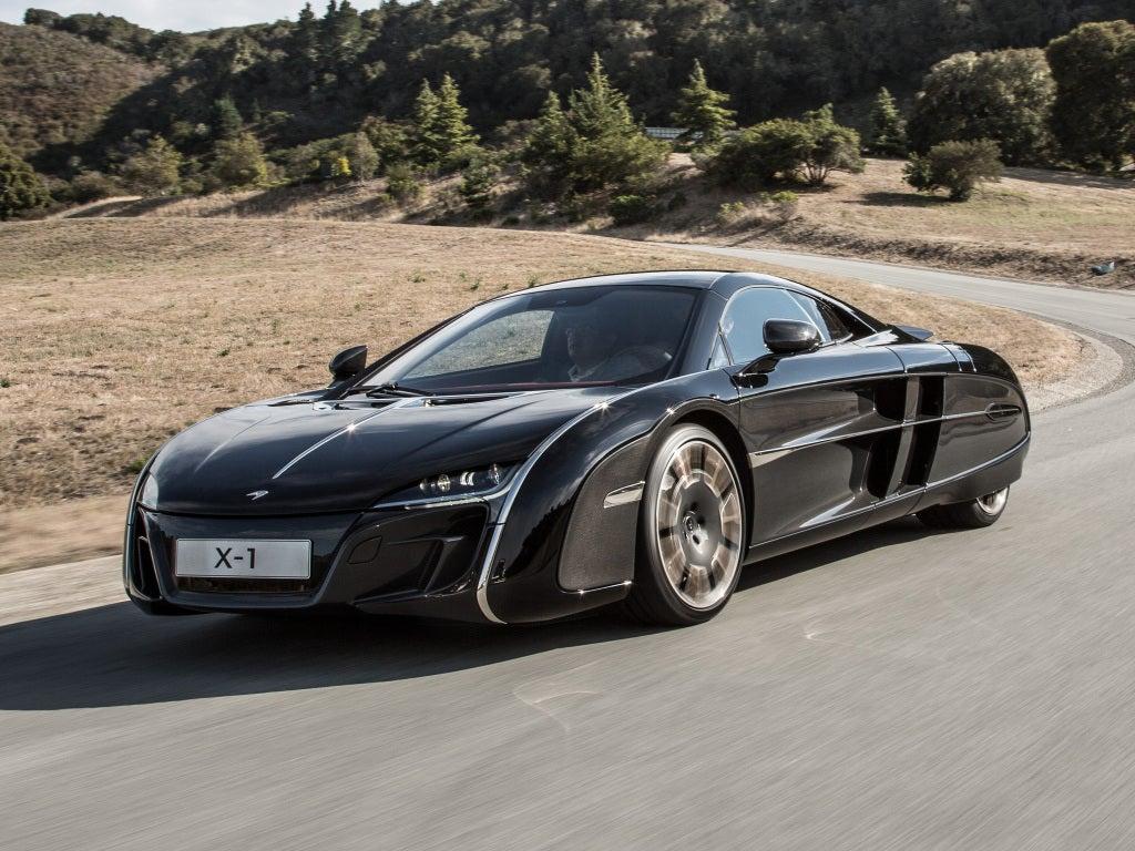 McLaren X-1, MSO cumple el sueño de un entusiasta multimillonario