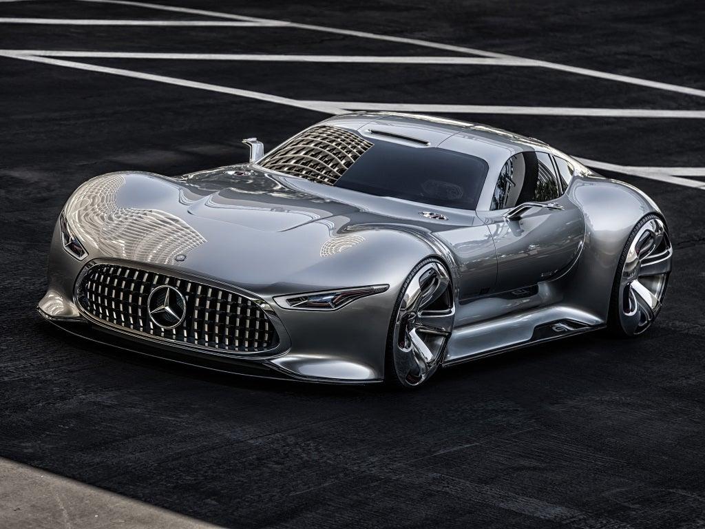 GT Vision Concept, dando rienda suelta a la imaginación