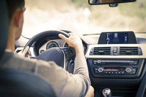 Multa por enseñar a conducir