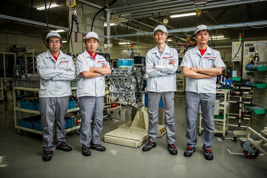 Los Takumi, los artesanos encargados del corazón del Nissan GT-R