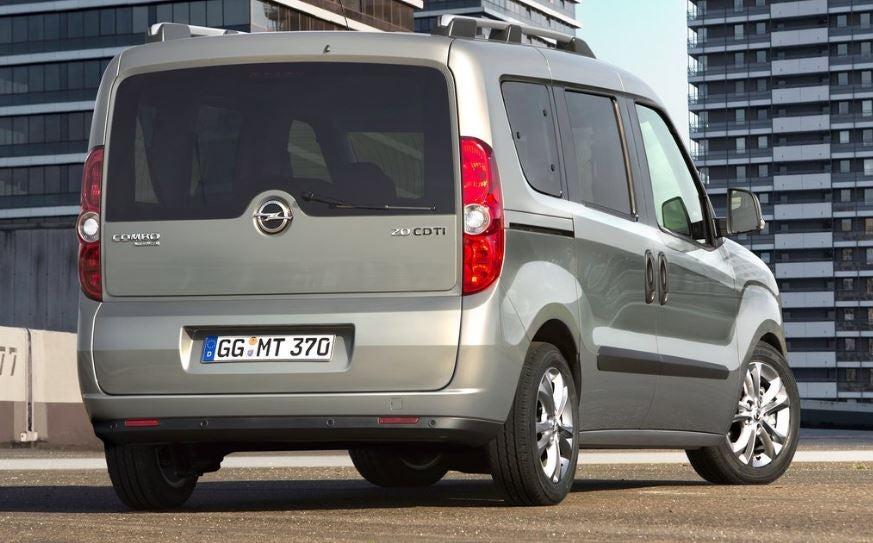 Nueva Opel Combo.