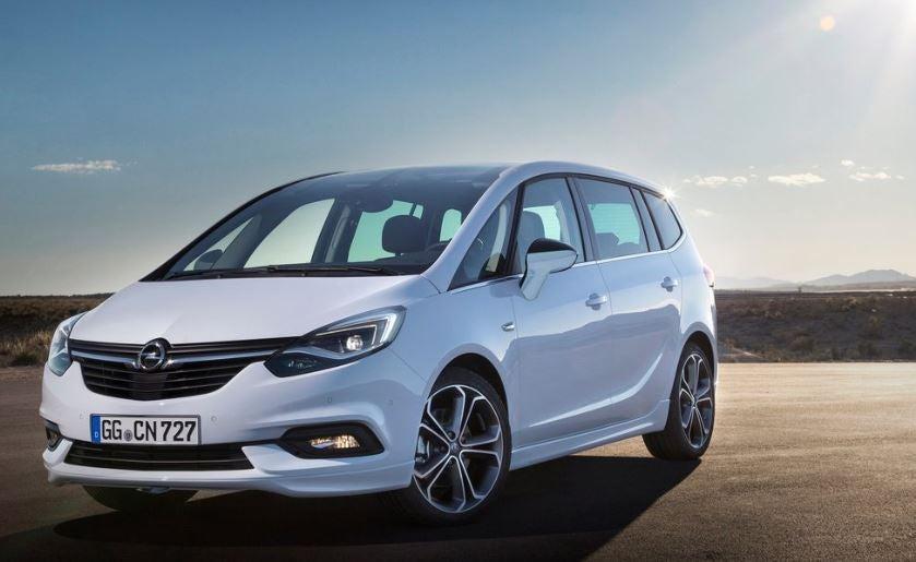 Nuevo Opel zafira.