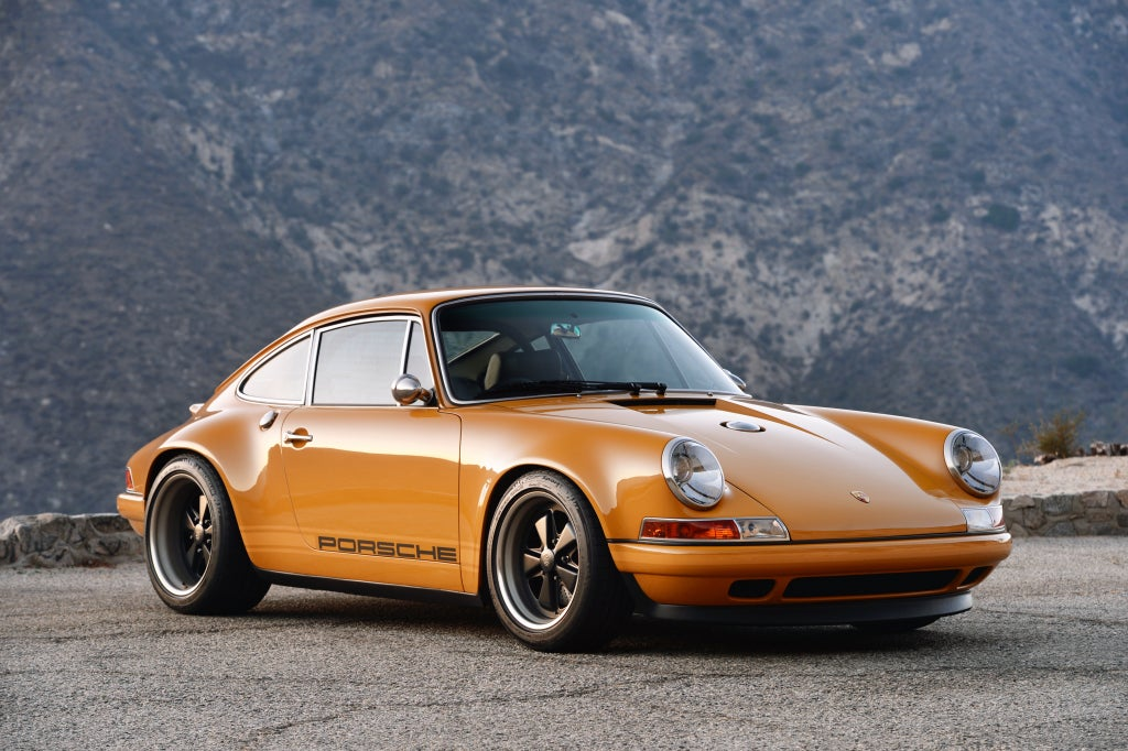 Porsche 911 by Singer, ¿el 'nueveonce' perfecto?