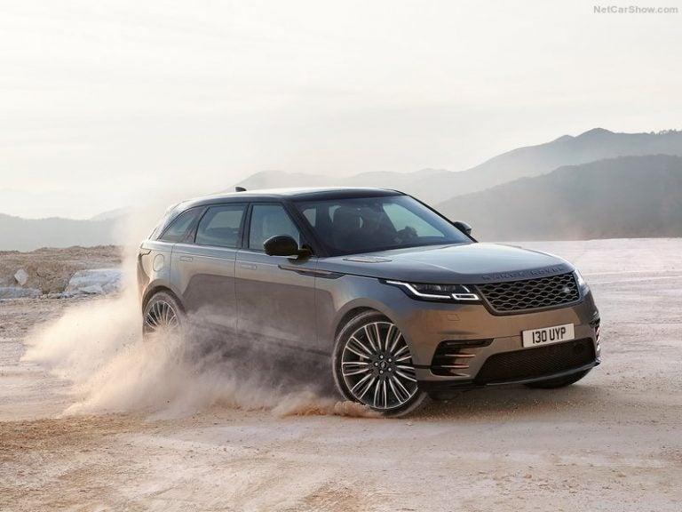 Range Rover Velar: un coche elegante y con poder