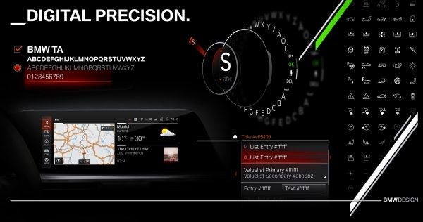 Sistema operativo 7.0 BMW