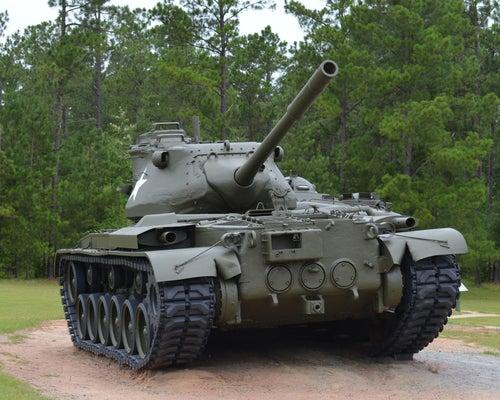 Tanque M47 Patton