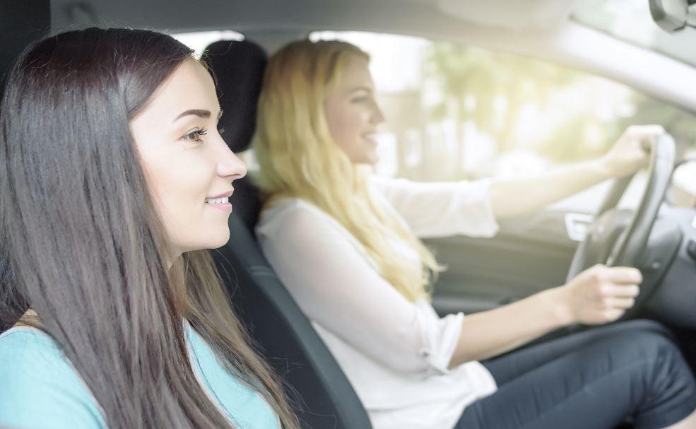 Ventajas para compartir coche.