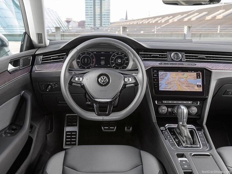 Volkswagen Arteon: interior