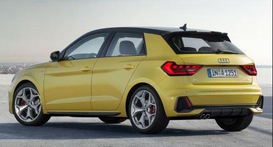 Audi A1 segunda edición.