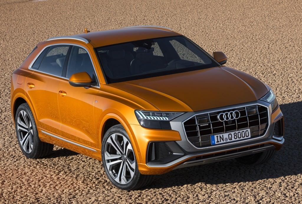 Saluda al nuevo Audi Q8, el SUV coupé de Ingolstadt