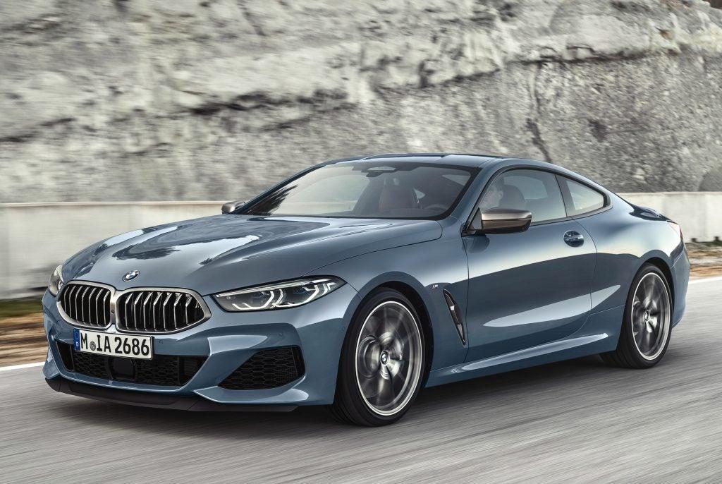 Nuevo BMW Serie 8, el regreso de un gran turismo de culto