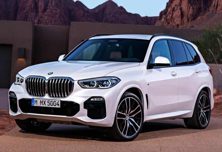 El nuevo BMW X5 llega con argumentos de sobra para liderar su categoría