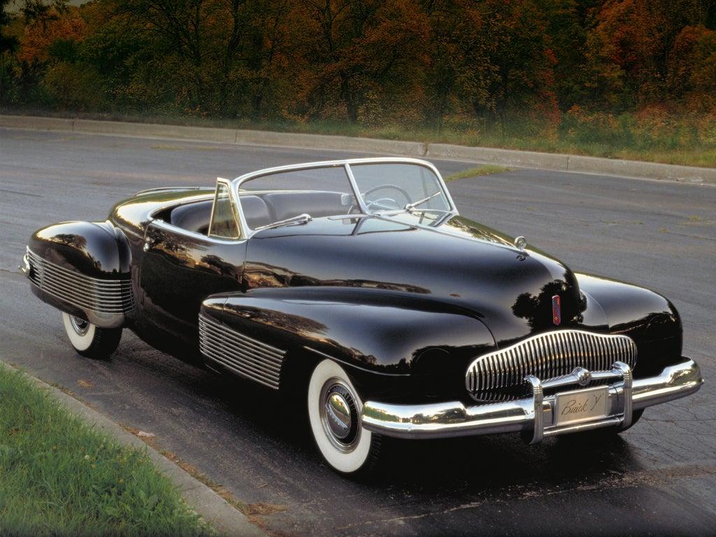 Buick Y Job, el primer prototipo de la historia