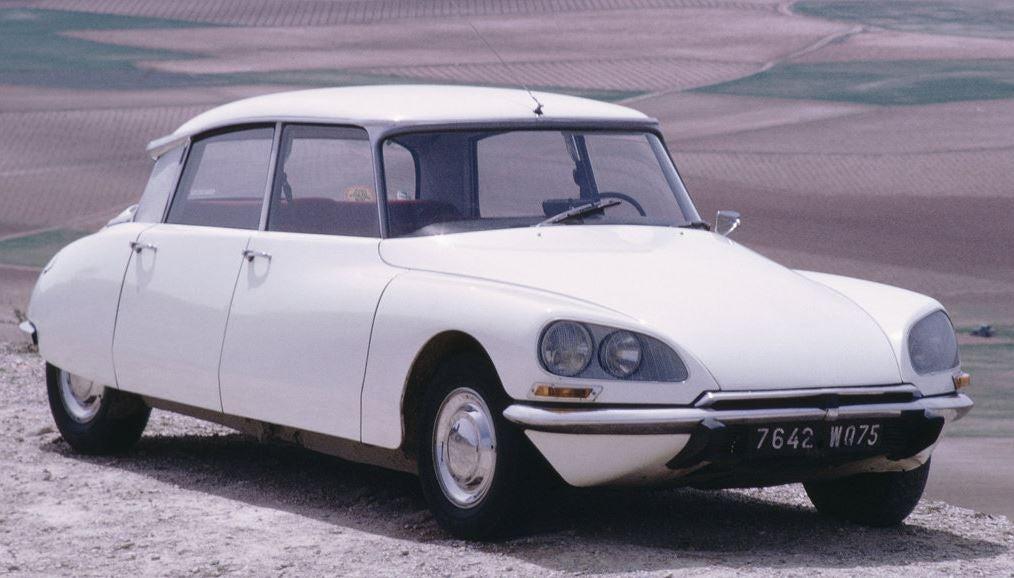Citroën Tiburón.