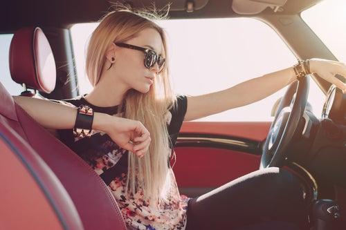 Los coches de chicas que más gustan