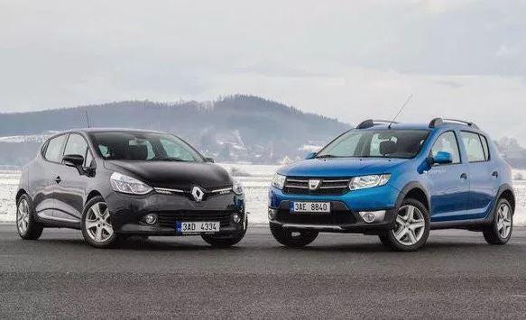Modelos Renault vs Dacia