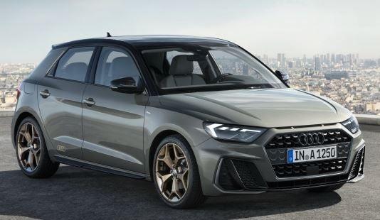 Diseño del Audi A1.