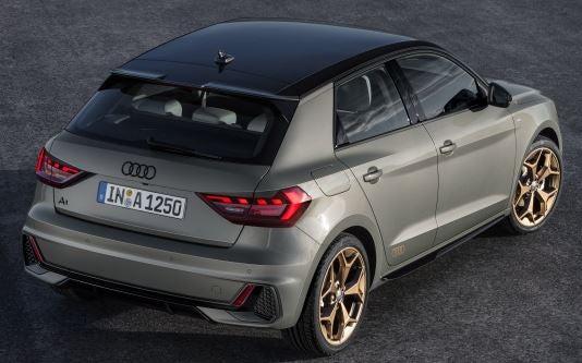 Diseño del nuevo Audi A1.