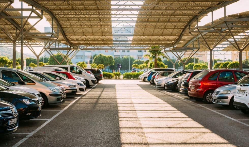 Edad media del parque automovilístico español