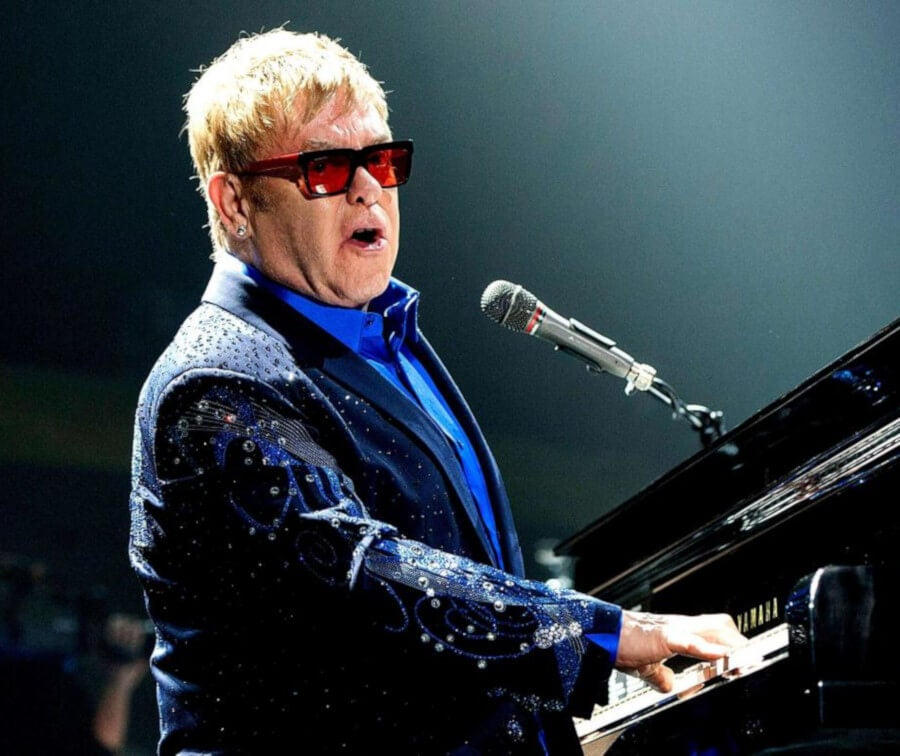 Los coches de Elton John