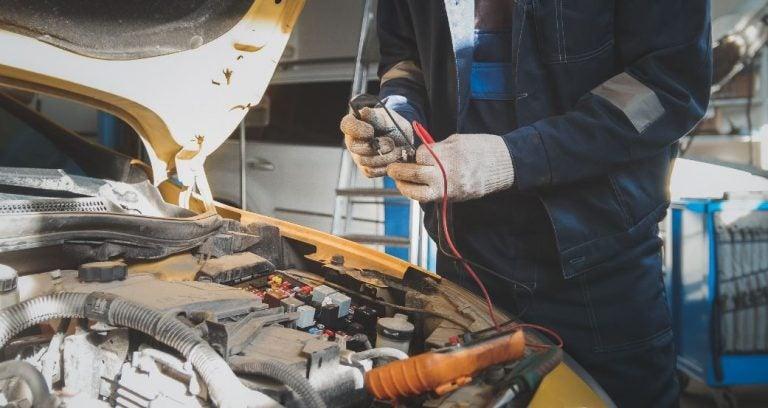 Fallos electrónicos más comunes en un coche