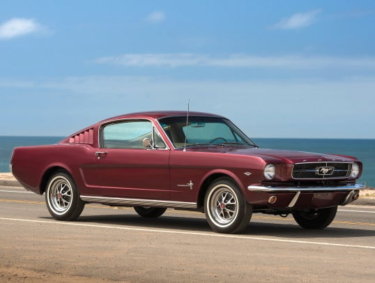 Ford Mustang 1965 Fastback
