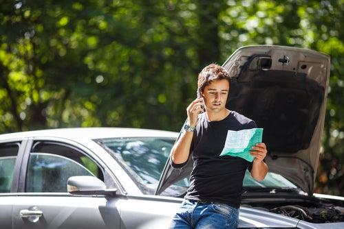 Fraudes a las compañías de seguros por accidentes