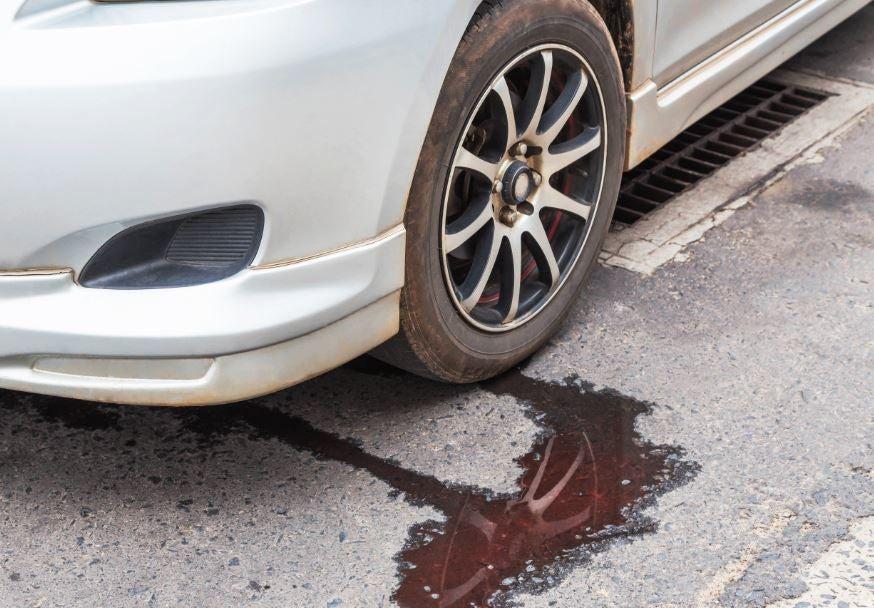 Fugas de agua y daños que pueden impactar en el motor