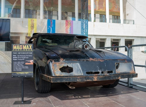 Interceptor de Mad Max